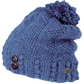 Turtle Fur Womens Nariwal Pom Wool Hat