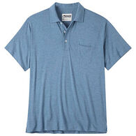 Mountain Khakis Men's Patio Polo Short-Sleeve Shirt