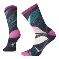 SmartWool Women's Kimono Leaf Crew Sock