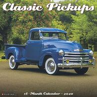 Willow Creek Press Classic Pickups 2020 Wall Calendar
