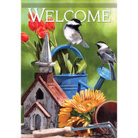 Carson Home Accents Flagtrends Gardening Day Garden Flag