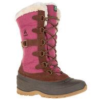 Kamik Women's Snovalley2 Waterproof Insulated Winter Boot