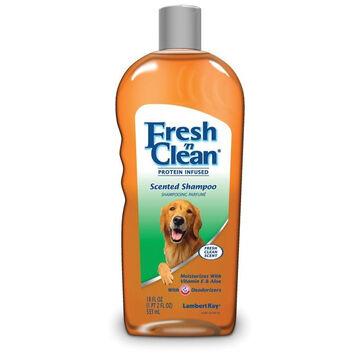 Lambert Kay Fresh n Clean Scented Dog Shampoo - 18 oz.