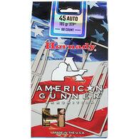 Hornady American Gunner 380 Auto 90 Grain XTP Handgun Ammo (75)