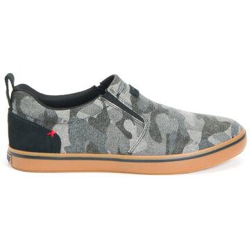 Xtratuf Mens Camo Canvas Sharkbyte Deck Shoe