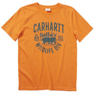 Carhartt Youth Graphic Short-Sleeve T-Shirt