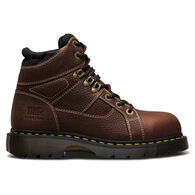 Dr. Martens AirWair Men's Ironbridge Leather Steel Toe Work Boot