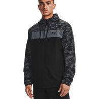 Under Armour Men's UA Sportstyle Camo Windbreaker Jacket