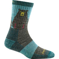 Darn Tough Vermont Women's Bear Town Micro Crew Light Cushion Sock