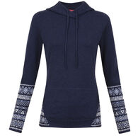 Krimson Klover Women's Hailey Hoodie Sweater