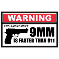 Sticker Cabana 9mm Sticker