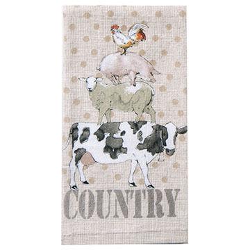 Kay Dee Designs Farm Life Terry Kitchen Towel