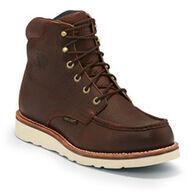 Chippewa Men's Edge Walker Waterproof Moc Toe Lace Up Boot
