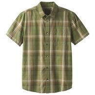 prAna Men's Benton Short-Sleeve Shirt