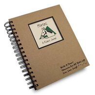 "Journals Unlimited ""Write It Down!"" Horses - A Riders Journal"