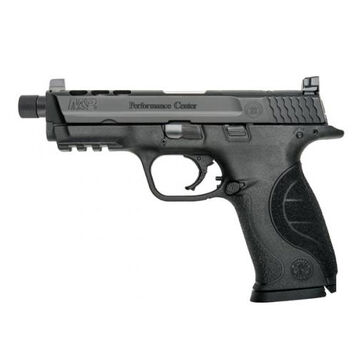 Smith & Wesson Performance Center Ported M&P9 Threaded Barrel 9mm 4.25 17-Round Pistol
