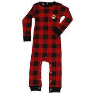 Lazy One Infant Boys' & Girls' Bear Cheeks Flap Jack
