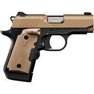 "Kimber Micro 9 Desert Tan (LG) 9mm 3.15"" 6-Round Pistol"