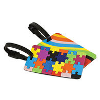 Travelon Puzzles and Swirls Luggage Tag - 2 Pk.