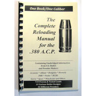 Loadbooks USA The Complete Reloading Manual for the .380 A.C.P.