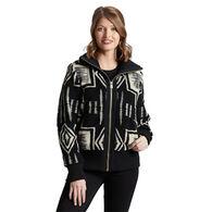 Pendleton Women's Foxglove Range Fleece Bomber Jacket