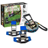 Slackers Portable Slack Rack Slackline Set