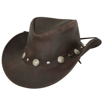 Outback Trading Mens Rawhide Hat