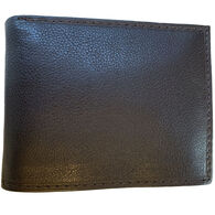 Deerfield Leathers Men's Bifold Wallet