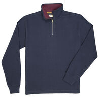 Dakota Grizzly Men's Quinton 1/4-Zip Knit Long-Sleeve Shirt