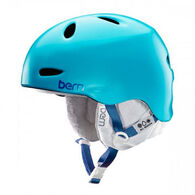 Bern Women's Berkeley Snow Helmet - 14/15 Model