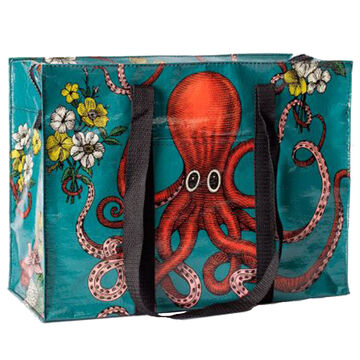 Blue Q Womens Octopus Shoulder Tote Bag