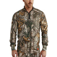 Carhartt Men's Base Force Extreme Camo 1/4-Zip Baselayer Top