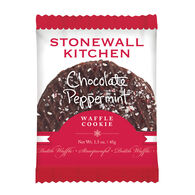 Stonewall Kitchen Chocolate Peppermint Waffle Cookie