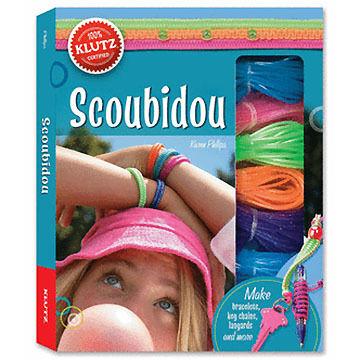 Klutz Scoubidou Craft Kit by Karen Phillips - Discontinued Model