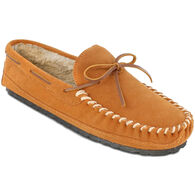 Minnetonka Men's Casey Moccasin Lined Slipper