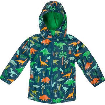 Stephen Joseph Boys Dino Raincoat