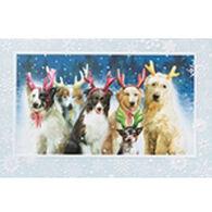 Pumpernickel Press Reindeer Games Deluxe Boxed Greeting Cards
