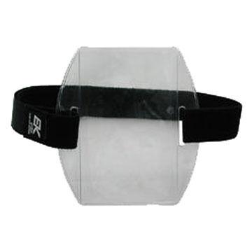 EK Arm Band Badge Holder