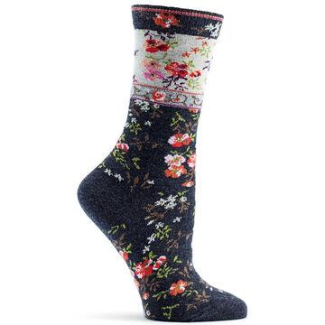 Ozone Womens Mona Linen Sock