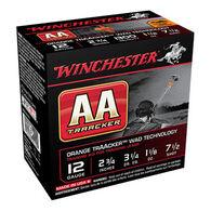 """Winchester AA TrAAcker 12 GA 2-3/4"""" 1-1/8 oz. #7-1/2 1300 FPS Shotshell Ammo (25)"""