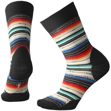 SmartWool Womens Margarita Crew Sock - Special Purchase