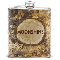 Big Sky Carvers Moonshine Bark Flask