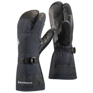 Black Diamond Mens Soloist Finger Glove
