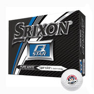 Srixon Q-Star KTP 80th Logo Golf Ball - 12 Pk.
