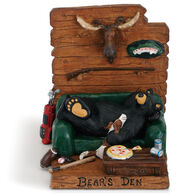 Big Sky Carvers A Bear's Den Figurine