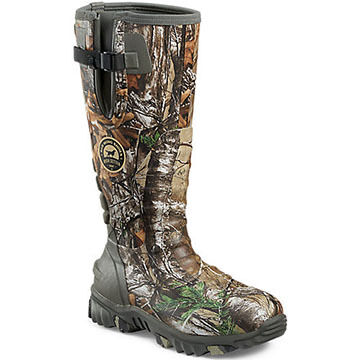 Irish Setter Mens Rutmaster 2.0 Waterproof Insulated Hunting Boot, 800g
