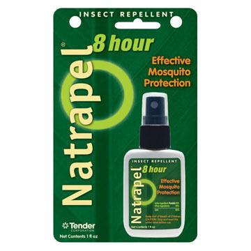Natrapel 8-Hour DEET-Free Insect Repellent - 1 oz.