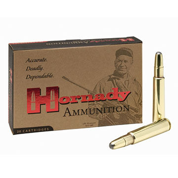 Hornady Dangerous Game 416 Rigby 400 Grain DGS FMJ RN Rifle Ammo (20)