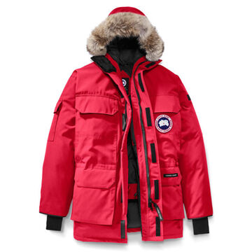 Canada Goose Mens Expedition Down-Insulated Parka