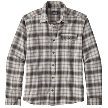 Patagonia Mens Lightweight Fjord Flannel Long-Sleeve Shirt